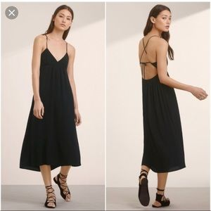Aritzia Talula dress- new w/tags